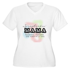 Scrapbookin' Mama T-Shirt