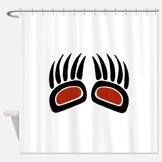 TRIBUTE Shower Curtain