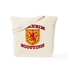 Anaheim Scottish Tote Bag