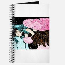 Cute Monet waterlillies Journal