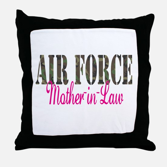 Mother-in-Law Throw Pillow