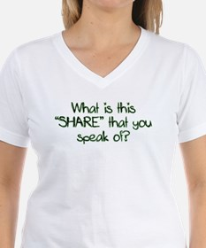 What is this SHARE? Shirt