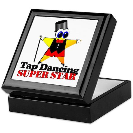 Tap Dance Star Keepsake Box