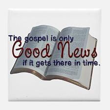 The Gospel Tile Coaster