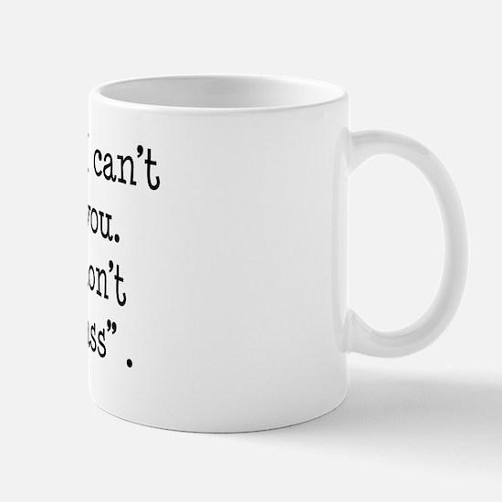 I Don't Speak Dumbass Mug
