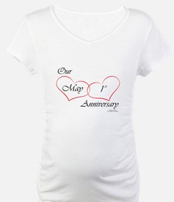 May 1st Anniversary Shirt