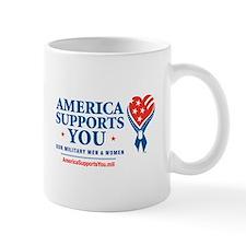 America Supports You! Mug