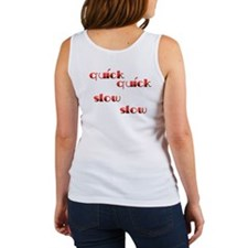 Quick Slow Design #113 Women's Tank Top