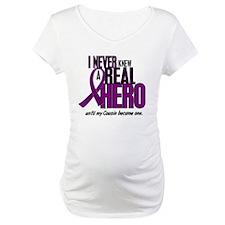 Never Knew A Hero 2 Purple (Cousin) Shirt