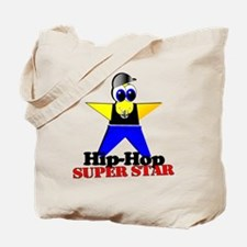 Hip-Hop Star Tote Bag