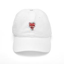 Heart Ohio Baseball Cap