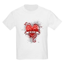 Heart Ohio T-Shirt