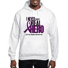 Never Knew A Hero 2 Purple (Nephew) Hoodie