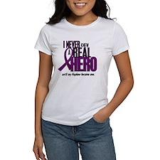 Never Knew A Hero 2 Purple (Nephew) Tee