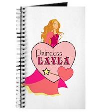 Princess Layla Journal