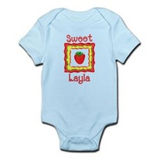 Sweet Layla Infant Bodysuit