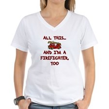 allthisfirefighter T-Shirt