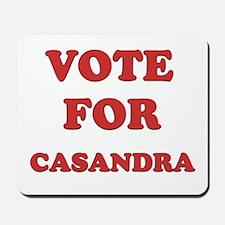 Vote for CASANDRA Mousepad