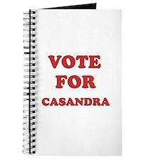 Vote for CASANDRA Journal