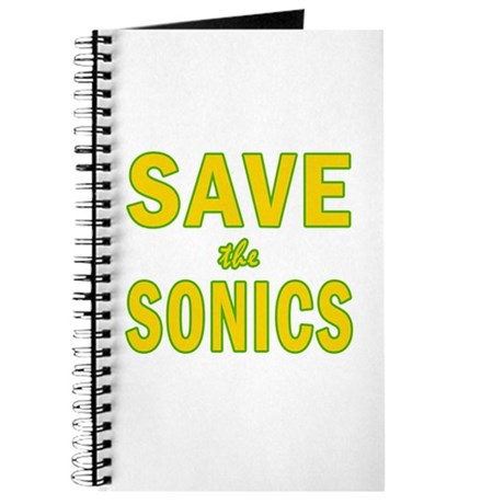 Save the Sonics in Seattle Journal