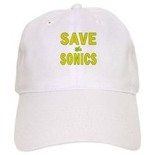 Save the Sonics in Seattle Cap
