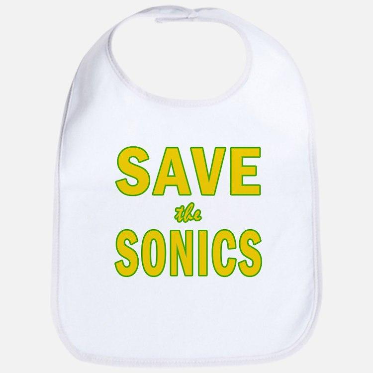 Save the Sonics in Seattle Bib