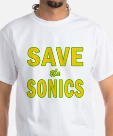 Save the Sonics in Seattle Shirt