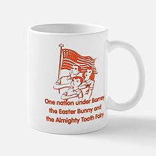Atheist Pledge Mug