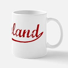 Sunderland (red vintage) Mug