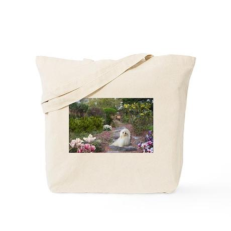 Dreamy Havanese Tote Bag