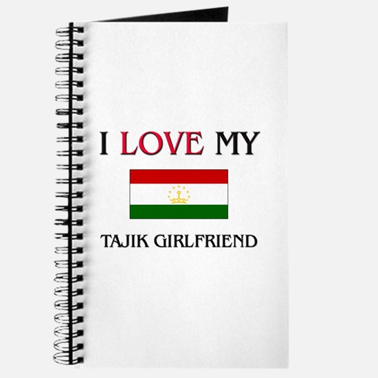 I Love My Tajik Girlfriend Journal