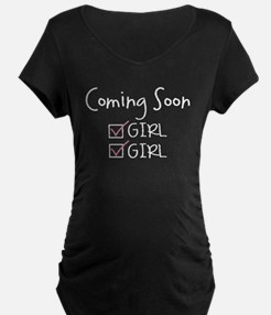 Girl Check/Girl Check T-Shirt
