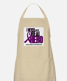 Never Knew A Hero 2 Purple (Sister-In-Law) BBQ Apr