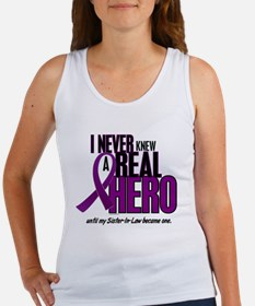 Never Knew A Hero 2 Purple (Sister-In-Law) Women's