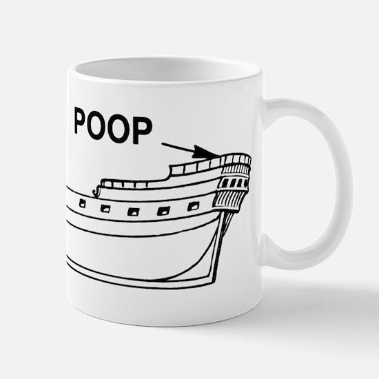 Poop Deck Mug