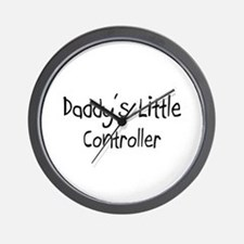 Daddy's Little Controller Wall Clock