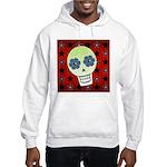 Skull Hooded Sweatshirt