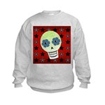 Skull Kids Sweatshirt
