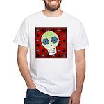 Skull White T-Shirt