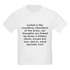 Cool Alexander pope T-Shirt