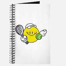 Smile Face Tennis Journal