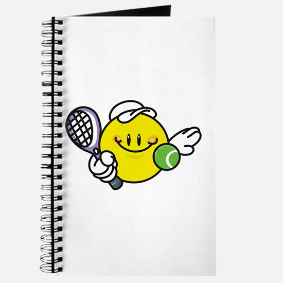 Smile Face Tennis Journal