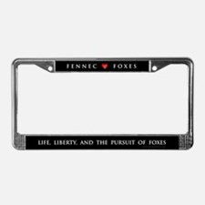 PATRIOT. License Plate Frame