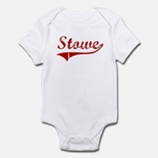 Stowe (red vintage) Infant Bodysuit