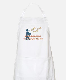 Wasted Education BBQ Apron