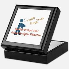 Wasted Education Keepsake Box