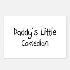 Daddy's Little Comedian Postcards (Package of 8)
