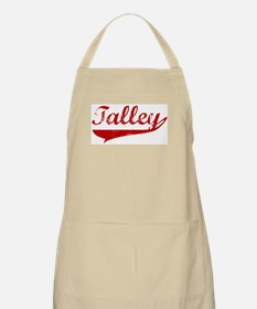 Talley (red vintage) BBQ Apron