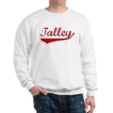 Talley (red vintage) Sweatshirt