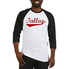 Talley (red vintage) Baseball Jersey